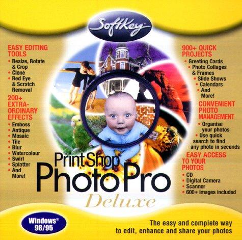 Print Shop Photo Pro Deluxe