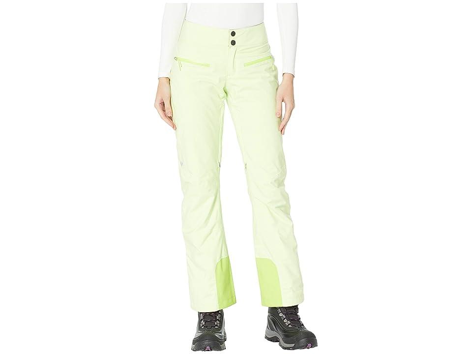 Obermeyer Bliss Pants (Citron) Women