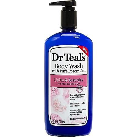 Dr Teal's Rose & Milk Body Wash