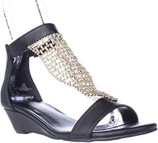 Womens Tibby Open Toe Casual Ankle Strap Sandals