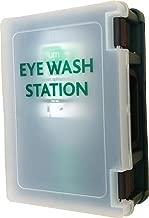 Plum 46506 Single Eyewash Station, 10.5