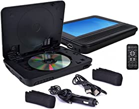 """RCA 7"""" Screens Mobile DVD System with Dual Screens"""