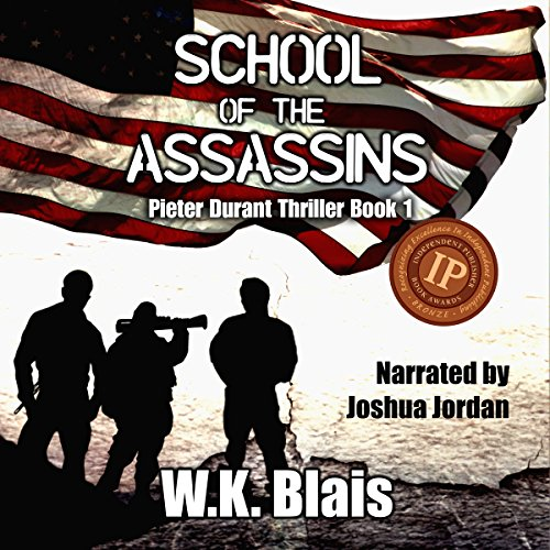 School of the Assassins audiobook cover art
