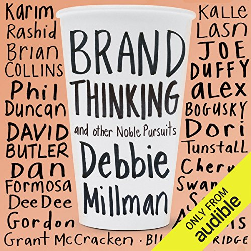 Brand Thinking and Other Noble Pursuits Titelbild