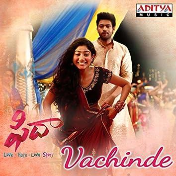 """Vachinde (From """"Fidaa"""")"""