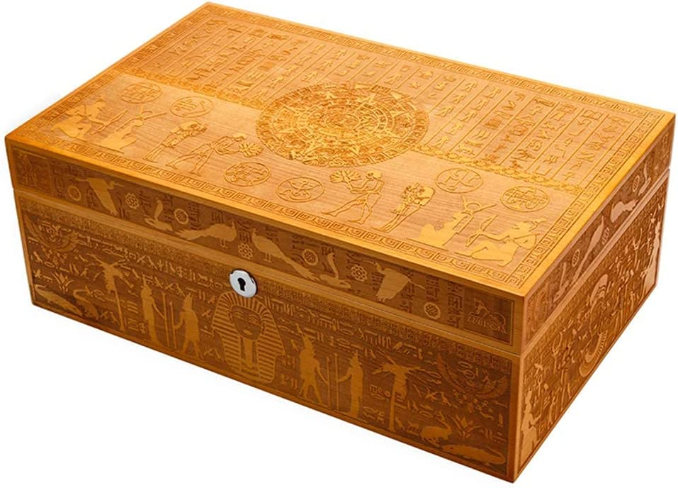 ZHJBD Cigar Bargain Utensils - Seasonal Wrap Introduction Humidor Case Travel