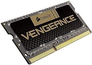 Corsair CMSX8GX3M1A1600C10 Vengeance 8GB (1x8GB) DDR3 1600 MHz (PC3 12800) Laptop Memory- 1.5V