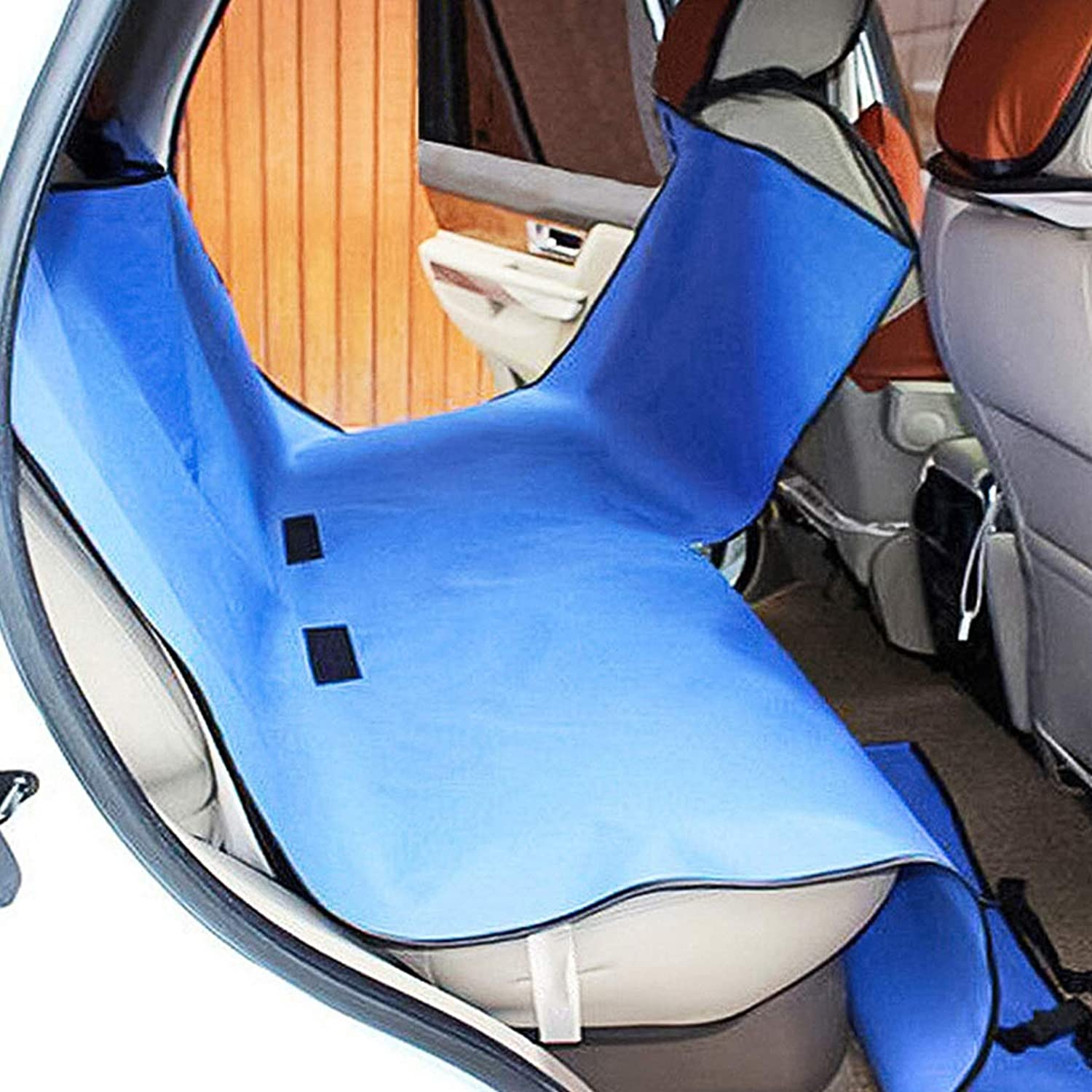 Dog Car Seat Cover  Waterproof Pet Seat Cover Dog Travel Hammock Car Seat Predector Universal Fits All Cars