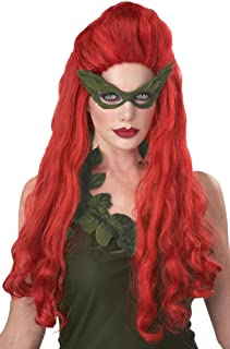 poison ivy costume wig