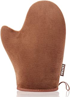 GAIYAH Self Tanning Mitt Applicator - Sunless Tanning Mitt Self Tanner Mitt Self Tanning Mit Self Tan Mitt Self Tanner Applicator Mitt Tan Applicator Mitt With Thumb Ultra Soft Tanning Glove