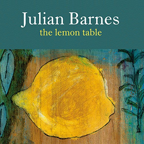 The Lemon Table audiobook cover art