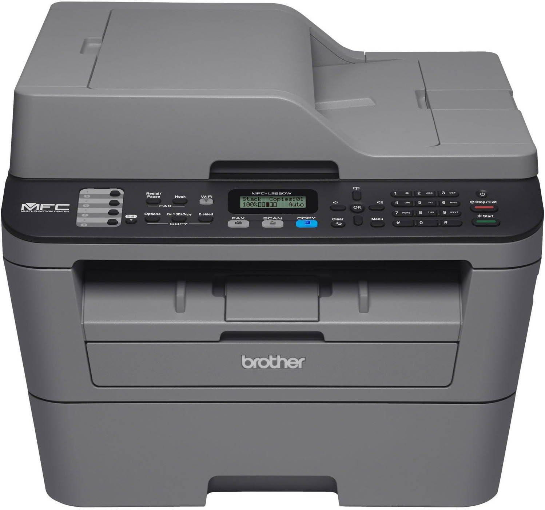 Brother MFC-L2680W Laser All-in-One Printer/Copier/Scanner/Fax Machine