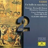 Verdi: Un ballo in maschera / Domingo, Ricciarelli, Bruson, Raimondi, Gruberova, Abbado (1998-07-14)