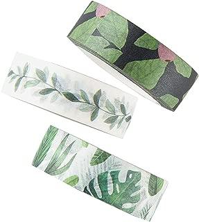 Best palm leaf washi tape Reviews