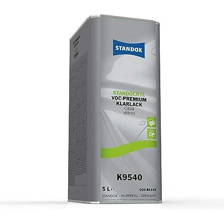 Set 7 5 L Standox 2k Voc Easy Clear Varnish K9510 5l Hardener Voc Easy 20 30 2 5l 02086101 S Auto