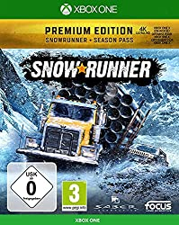 The premium edition includes SnowRunner and its season pass. Get ready for the next-generation off-road experience! Drive powerful vehicles from brands such as Ford or chevrolet, and overcome extreme open environments: mud, torrential waters, snow, f...