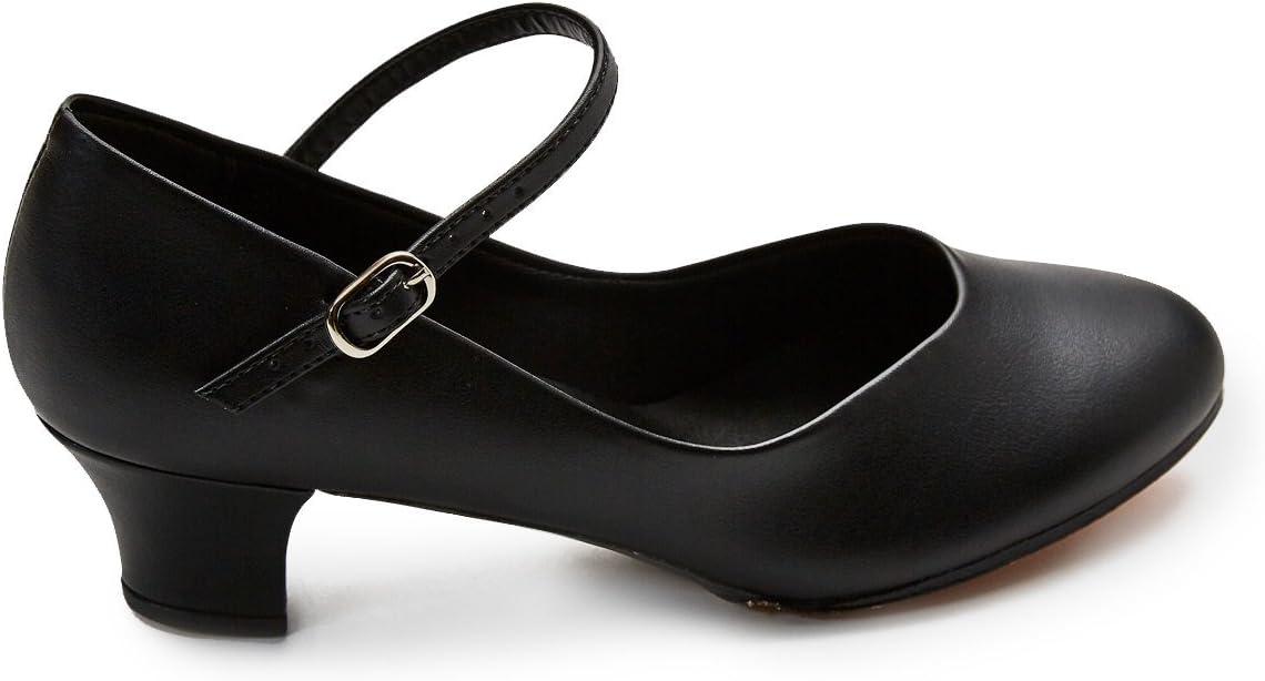 So Danca CH51 1.5'' Heel Split Sole Character Shoe