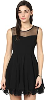BESIVA Women's Mini Dress