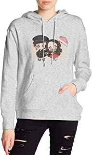 Demon Slayer Kimetsu No Yaiba Kamado Nezuko Tanjirou Hoodies Sweatshirt Adult Pullovers for Women