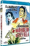 Aventuras del barbero de Sevilla [Blu-ray]