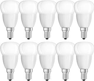 Osram Neolux Cl P 40 Bombilla LED E14, 5.7 W, Blanco, Lote de 10, Unidades
