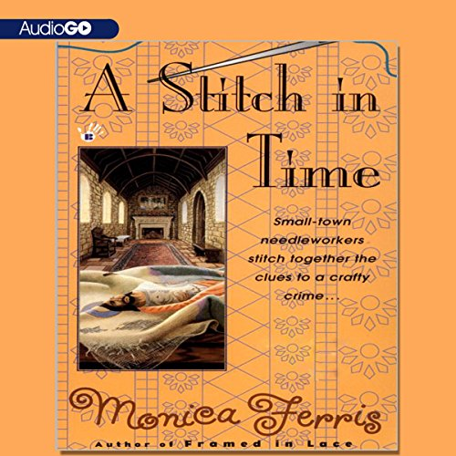 Couverture de A Stitch in Time