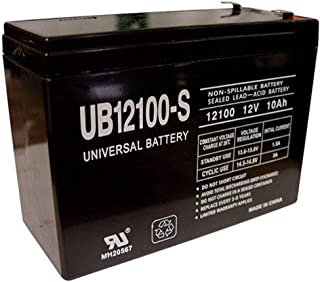 Universal Power Group 12V 10AH Currie eZip e 1000, e1000 Scooter Battery