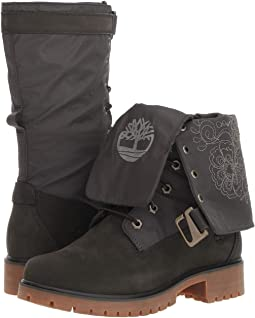 Jayne Waterproof Gaiter Boot