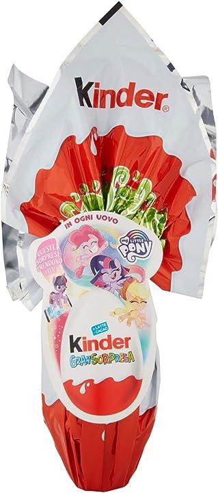 Kinder gransorpresa my little pony 150 g B085CNZ33L