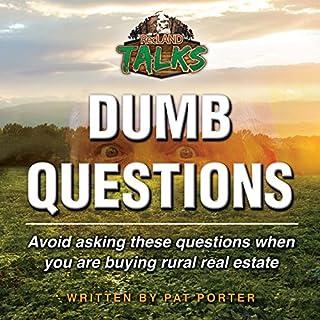 Dumb Questions audiobook cover art