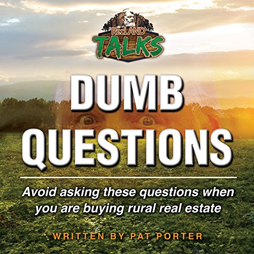 Dumb Questions audiobook cover art