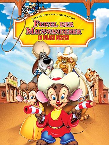 Feivel der Mauswanderer - Im Wilden Westen [dt./OV]