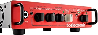 TC Electronic BH250 250 Watt Micro Bass Head with TonePrint Effects and Integrated Tuner