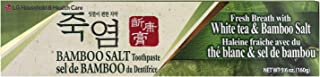 [LG] White Tea & Bamboo Salt Toothpaste 5.6oz (Pack of 6)