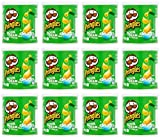 Pringles Sour Cream and Onion Crisps 40 gr. - [Pack 12]