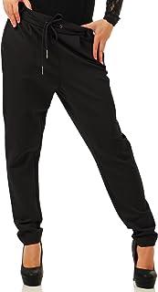 VERO MODA Damen Vmeva Mr Loose String Pants Noos Hose