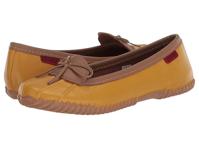 Chooka  Duck Skimmer (Mustard) Womens Flat Shoes
