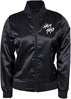Lady Gaga - Bubblegum Skeleton Juniors Varsity Jacket - Medium