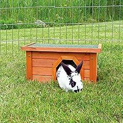Trixie 62396 natura Kleintierhaus, Kaninchen