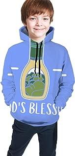 Unisex Hooded Sweatshirts 3D Printed Hoodies Ranch Dressing Salad Tasty