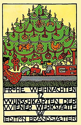 Frohe Weihnachten: Bildpostkarten der Wiener Werkstätte