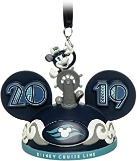 Disney Cruise Line 2019 Ear Hat Ornament