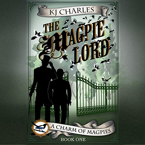 The Magpie Lord audiobook cover art
