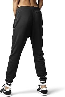 Reebok Pantalon de Jogging The Noble Fight Homme Noir
