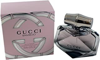 Gucci Bamboo Eau De Parfum Spray for Women, 2.5 Ounce