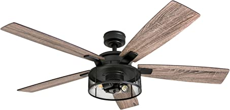 Honeywell Ceiling Fans 50614-01 Carnegie LED Ceiling Fan 52