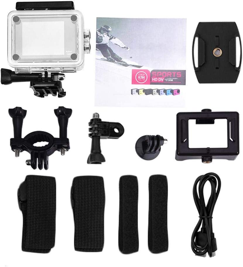 Socobeta Action Camera Outdoor 1080P Denver Mall Manufacturer direct delivery HD Water WiFi