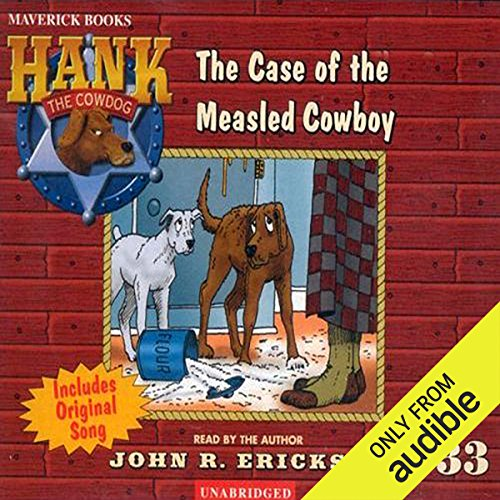 The Case of the Measled Cowboy copertina