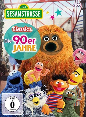 Sesamstrasse Classics - Die 90er Jahre (DVD)
