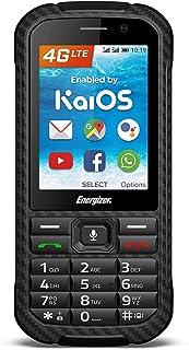 ENERGIZER HARDCASE H280S - 4G móvil Desbloqueado - Desarrollado por KaiOS - Enchufe de la UE (Pantalla: QVGA 2.8